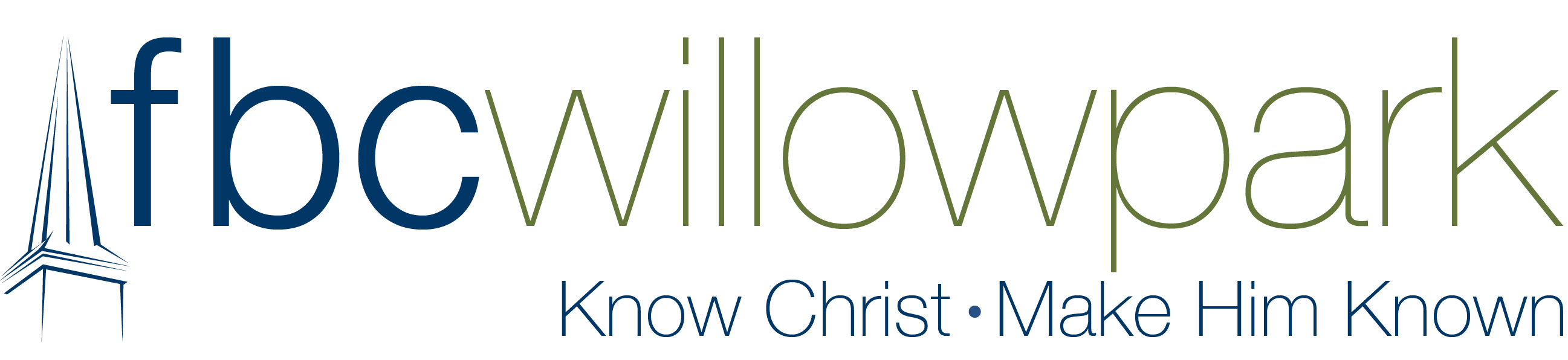 FBC Willow Park Logo